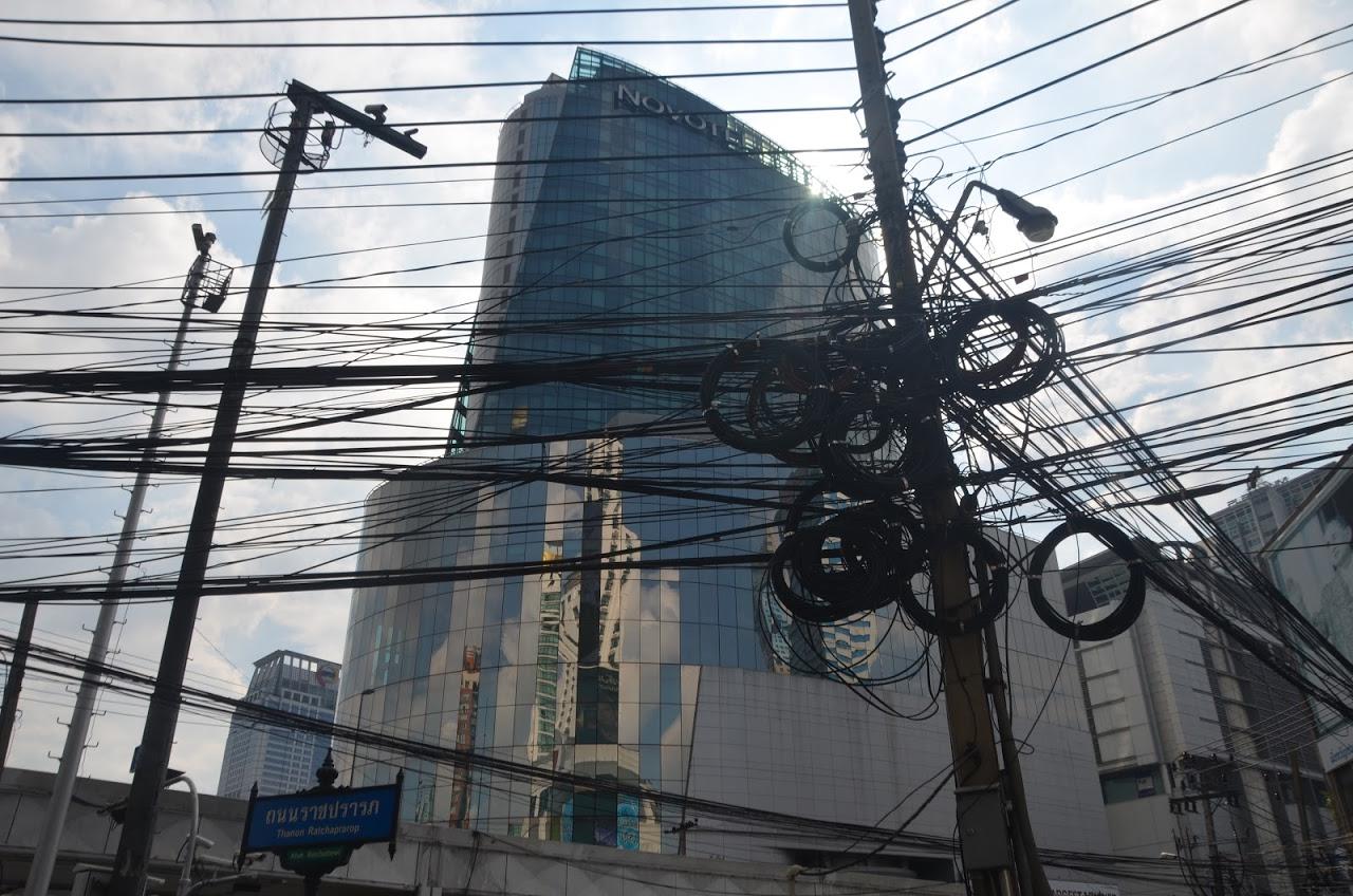Провода Бангкока